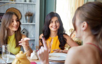 Girls gatherings